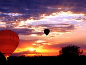 Australia - mongolfiera