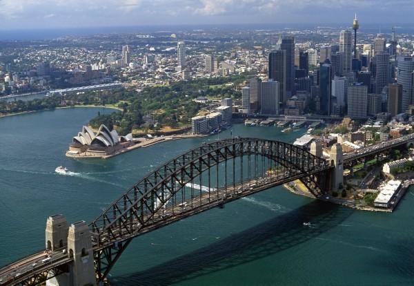 Australia - NSW Sydney Harbour