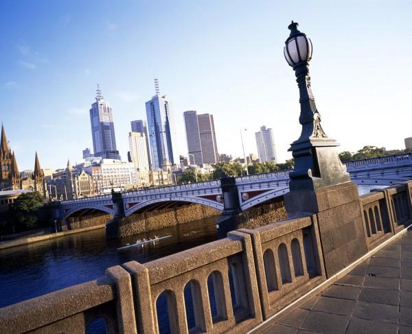 Australia - Vic Melbourne River Yarra