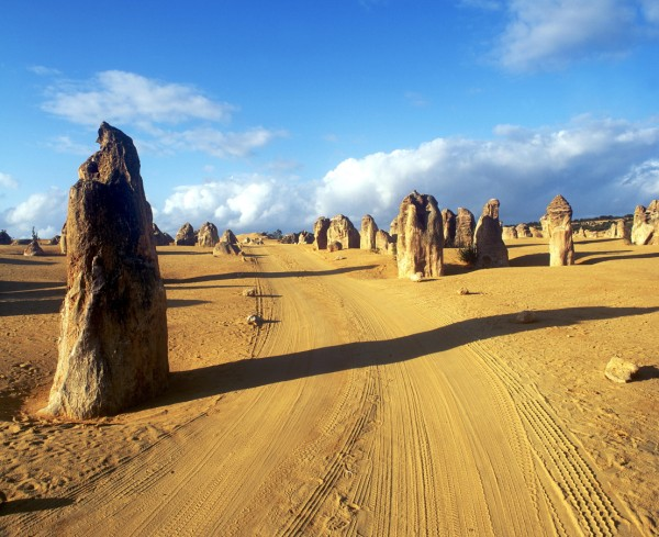 Australia - Pinnacle Desert