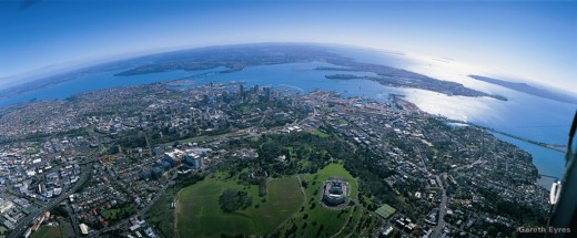Auckland by Gareth Eyres