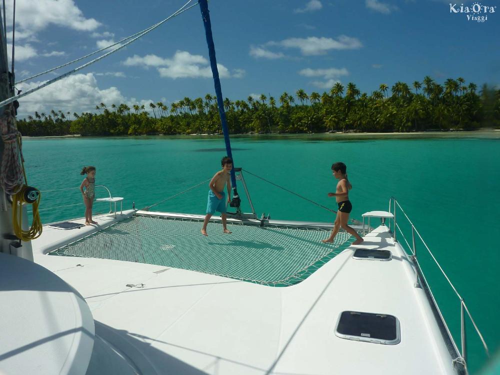 Selavì_Catamarano_Polinesia