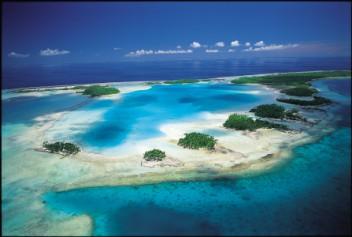 Laguna Blue Polinesia