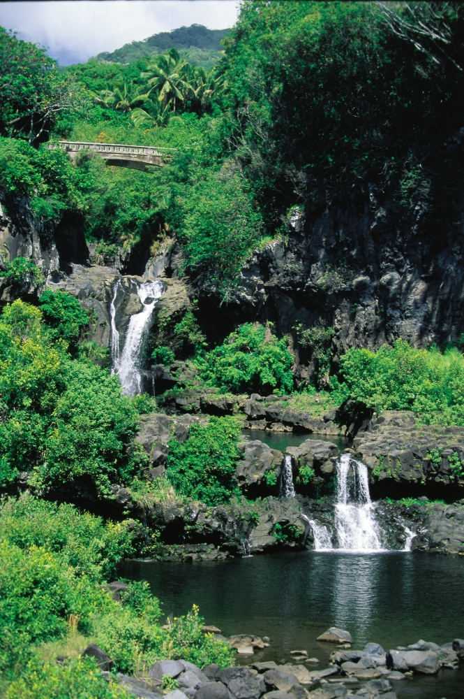 Seven Sacred Pools copyright Hawaii Tourism Authority
