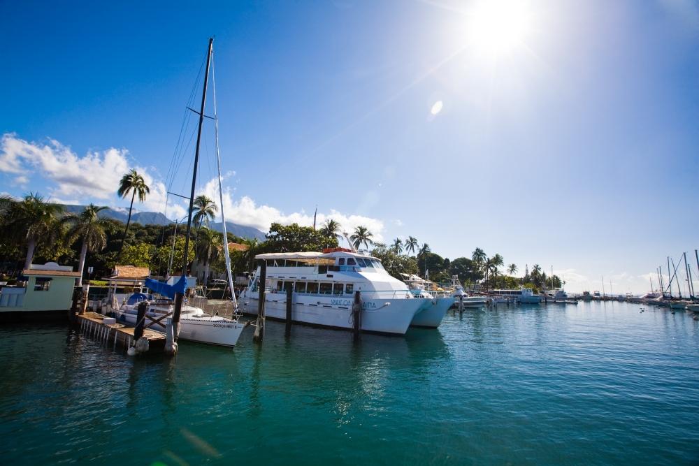 Maui Lahaina  copyright Hawaii Tourism Authority