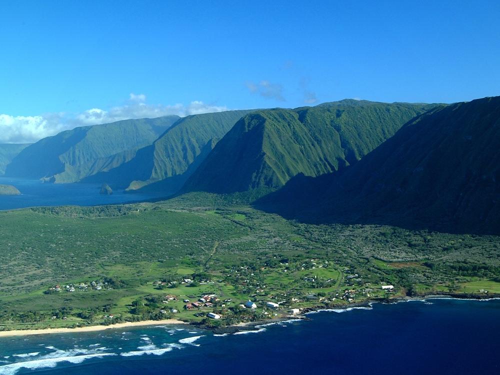 Molokai  copyright Hawaii Tourism Authority