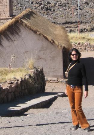 Sabrina, Deserto di Atacama, Cile